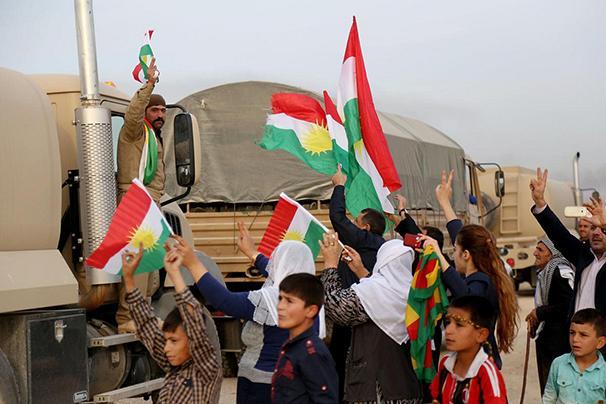 curdi sinjar