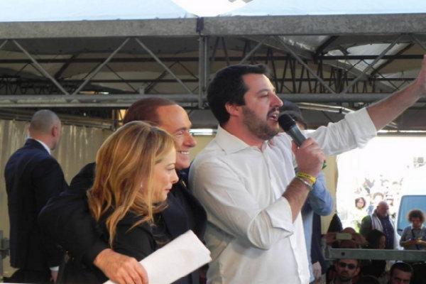 pensioni ultime notizie, sondaggi elettorali, elezioni comunali centrodestra roma primarie centrodestra matteo salvini, giorgia meloni, silvio berlusconi