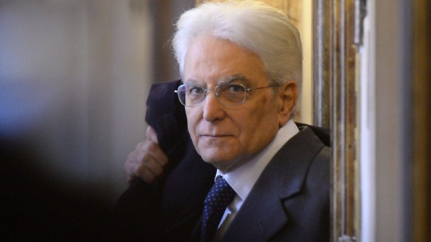 elezioni consulta, Mattarella