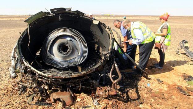 russia incidente aereo sinai isis