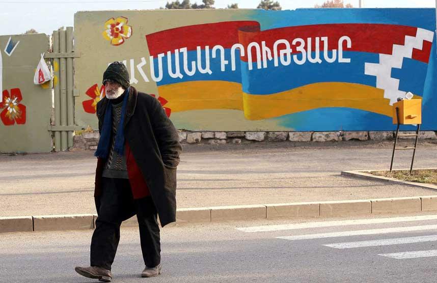 tensione armenia azerbaigian, guerra nagorno karabakh