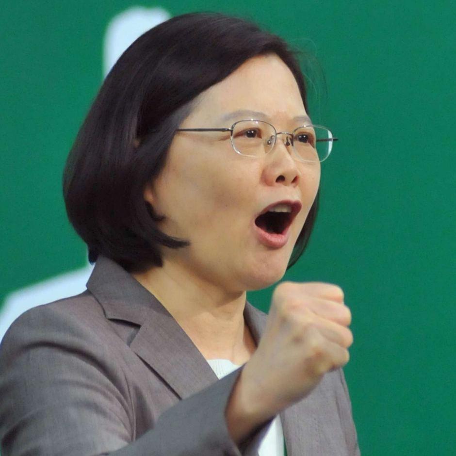 elezioni taiwan, tsai ing-wen, taiwan presidente donna
