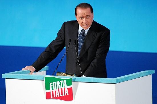 intercettazioni forza italia, berlusconi forza italia, bertolaso