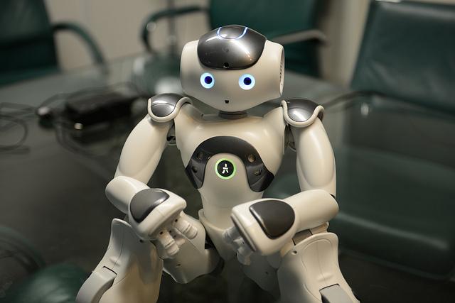 I robot prenderanno il nostro posto in ufficio
