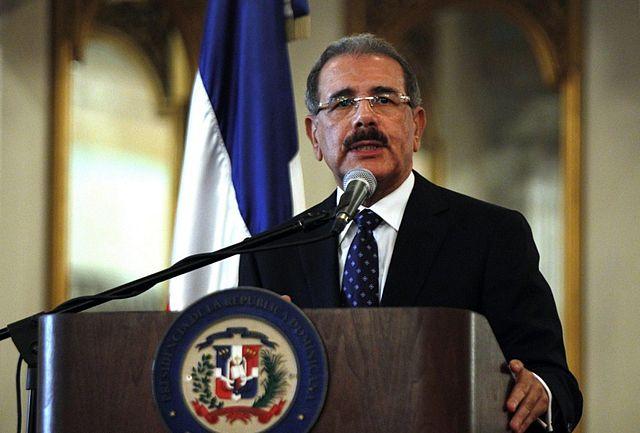 danilo medina presidente repubblica dominicana