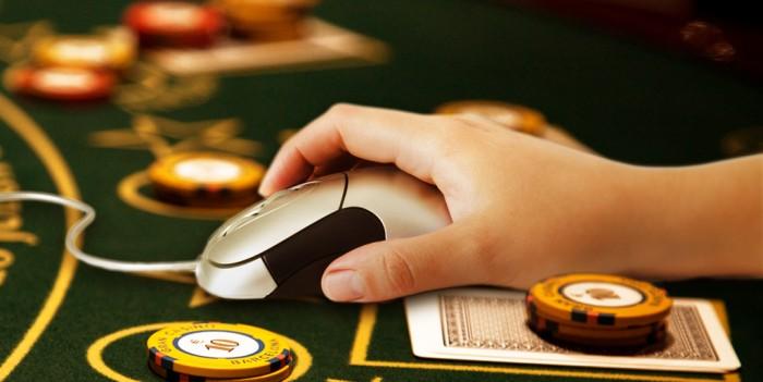 casino on line giochi on line gioco online spesa nel gioco d'azzardo, mouse sul tavolo di roulette