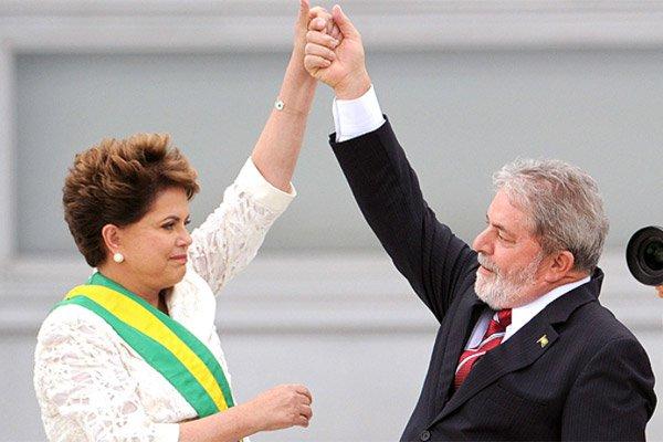 olimpiadi rio, dilma roussef, lula, brasile