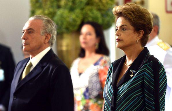 brasile, dilma rousseff, michel temer