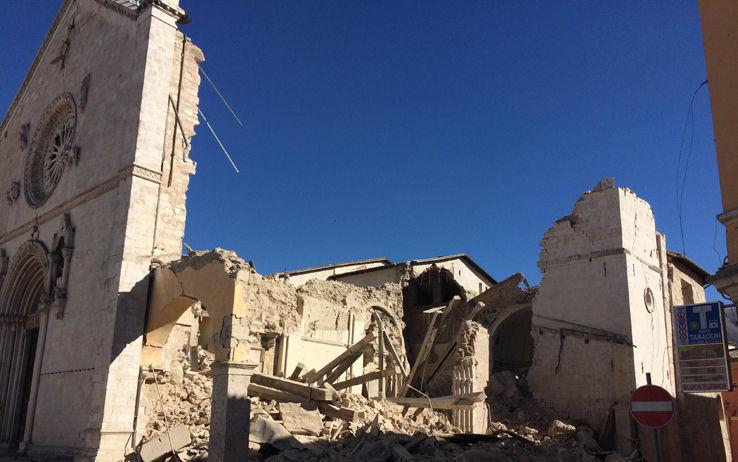 terremoto, Radio Maria