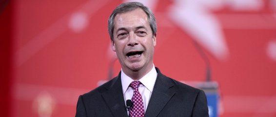 Nigel Farage, sondaggi elettorali