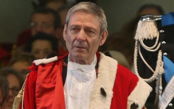 Anno giudiziario Canzio contro i pm