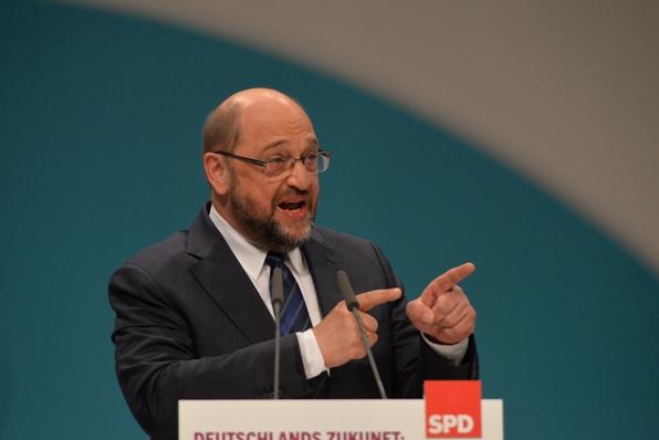 sondaggi elettorali germania - il candidato della SPD, Martin Schulz