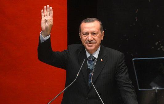 referendum turchia 2017 - il presidente Recep Tayyip Erdogan