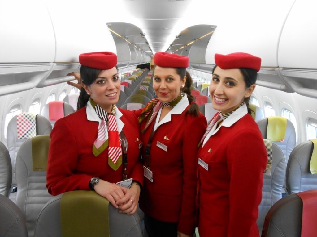 offerte di lavoro, assistenti di volo