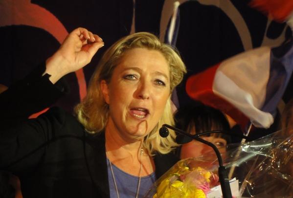 sondaggi elettorali francia - Marine Le Pen, candidata del Front National