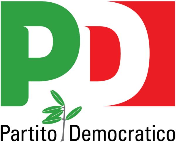 primarie pd 2017, la media sondaggi - logo partito democratico
