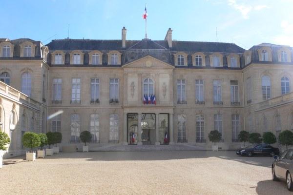 elezioni francia e sondaggi elettorali - il palazzo dell'eliseo