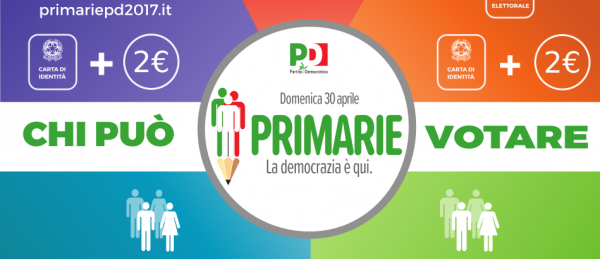 primarie PD, risultati primarie PD