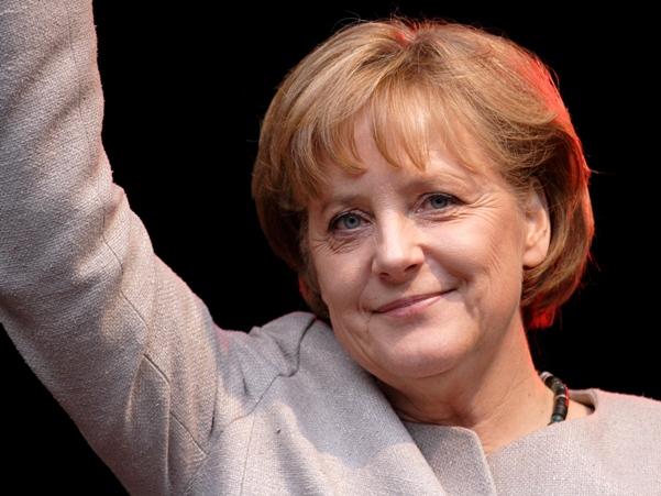 sondaggi elettorali germania, intenzioni di voto a fine giugno - la cancelliera Angela Merkel