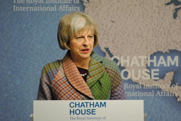 sondaggi elettorali regno unito - il premier uscente Theresa May