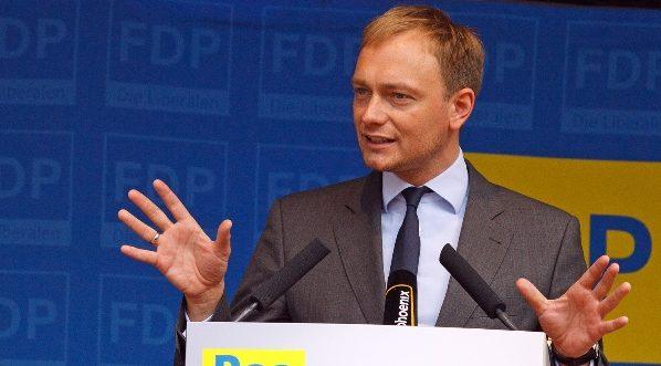 sondaggi elettorali germania - analisi delle intenzioni di voto al 7 luglio - il presidente dei liberali FDP Christian Lindner