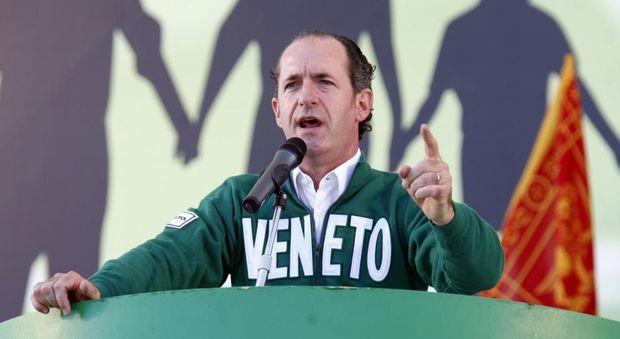 Sondaggi politici Demos: Veneto, cresce il consenso di Zaia