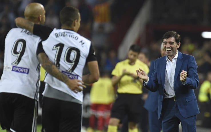 marcelino valencia liga spagnola
