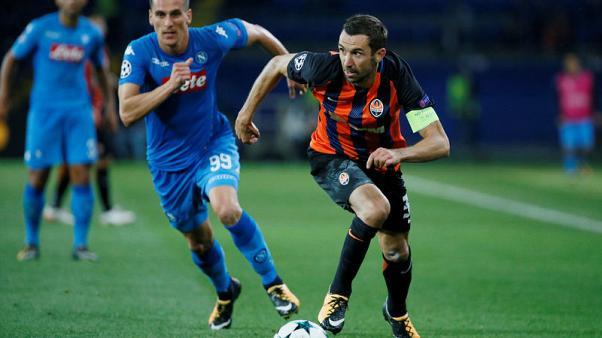 Dove vedere Napoli-Shakhtar Donetsk