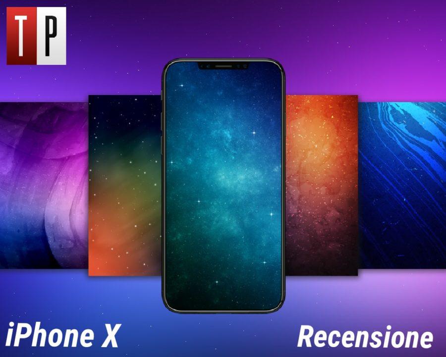 Iphone X recensione scheda tecnica