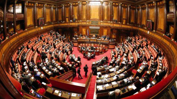 parlamento: legge di bilancio