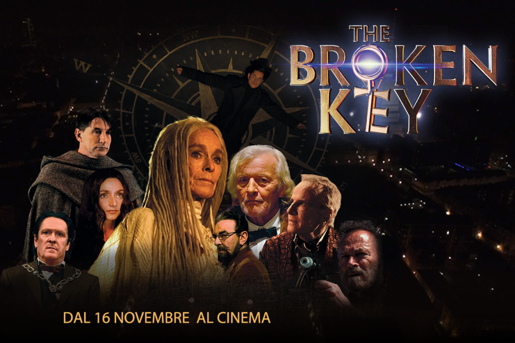 recensione the broken key