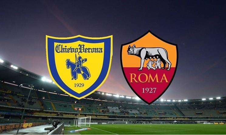 Dove vedere Chievo-Roma Serie A