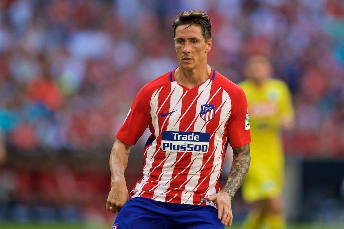 Fernando Torres Atlético Madrid Liga spagnola Atletico Madrid Europa League