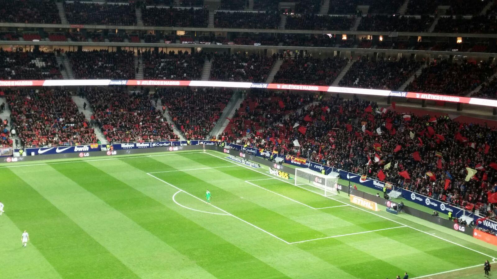 Atlético Madrid - Real Sociedad Liga Spagnola