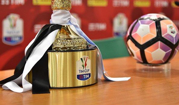 Calendario Coppa Italia 2018-2019: tabellone ottavi, quarti