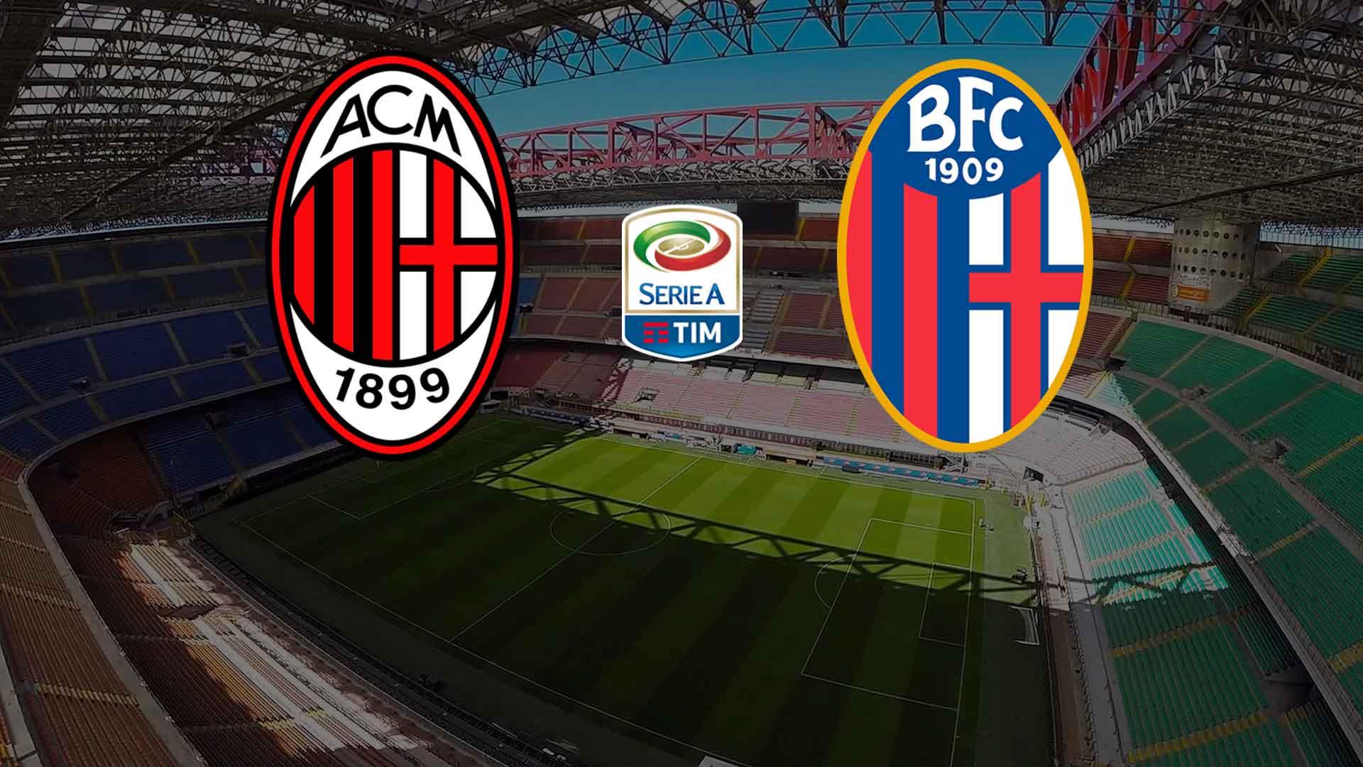 Milan-Bologna, 16a Serie A, analisi