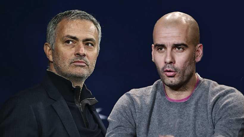 mourinho guardiola dove vedere manchester united-manchester city