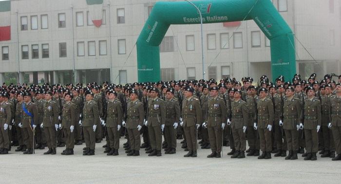 Rinnovo contratto Forze Armate: aumento stipendio