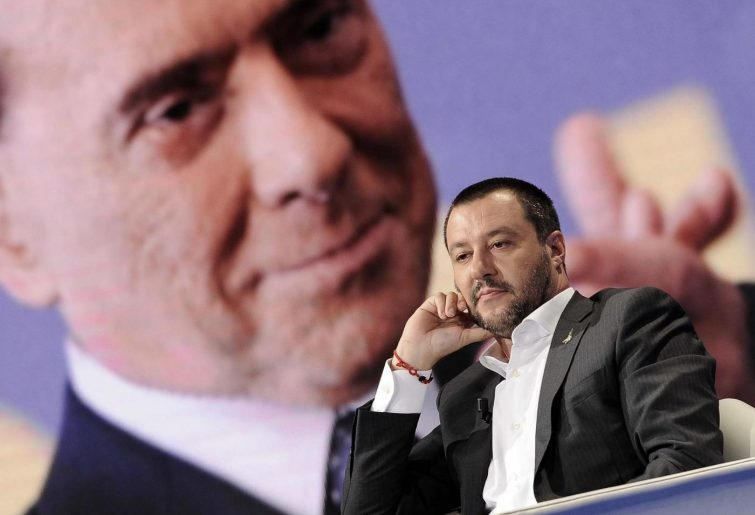 Elezioni politiche, salvini premier