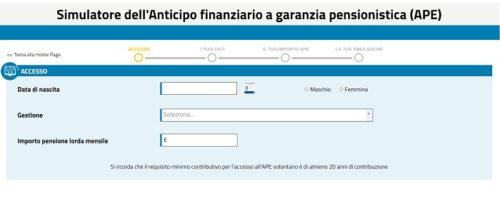 pensioni ultime notizie, Pensioni novità 2018, Ape volontaria: cos'è e come funziona il simulatore Inps