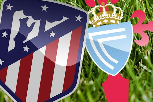 Atlético Madrid - Celta Vigo diretta streaming