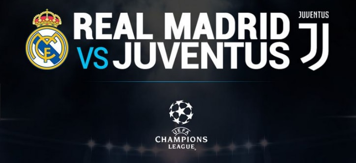 Champions League: preview Real Madrid-Juventus