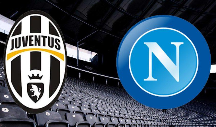 Diretta Juventus-Napoli