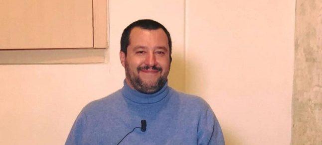 fiducia leader sondaggi politici Governo 2018 elezioni anticipate, Salvini torna a 'minacciare'