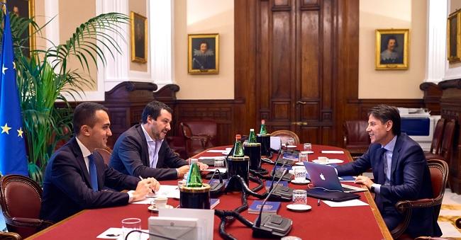 Governo 2018 ultime notizie Conte torna al Colle per i ministri, i problemi