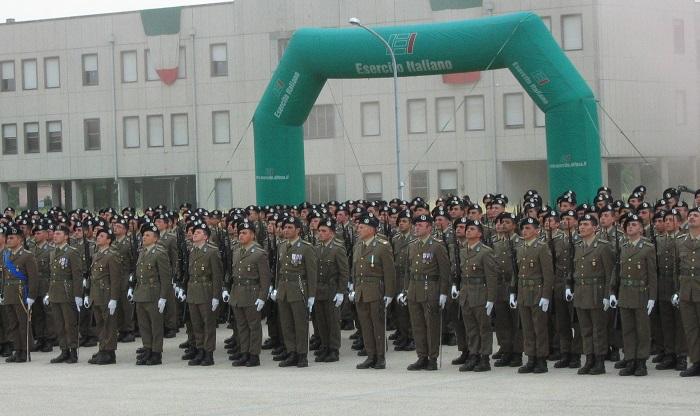 Forze armate e polizia: aumenti stipendio nel contratto governo Lega-M5S