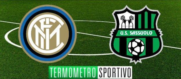 Diretta Inter-Sassuolo