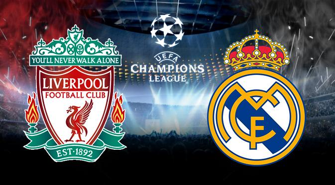 Finale Champions 2018 Real Madrid-Liverpool