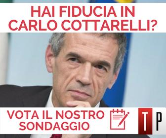 sondaggio su Sovranità e governo Cottarelli