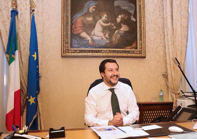Governo ultime notizie servizio militare obbligatorio, Salvini ci pensa